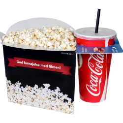Popcorn combo box by Tablebox