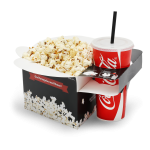 Tablebox Popcorn combo box