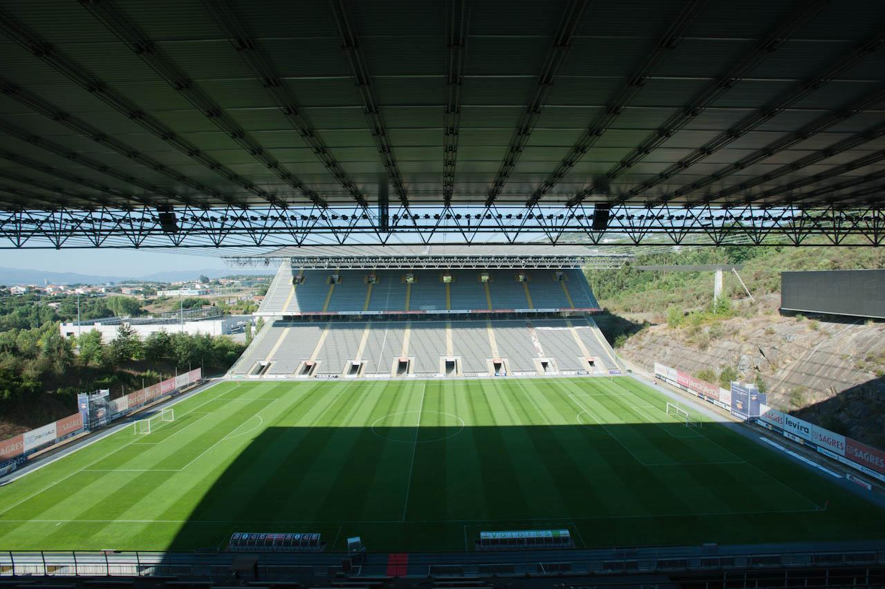 Estádio Municipal de Braga stadium guide by Tablebox