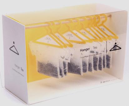 Tablebox creative packaging blog tea